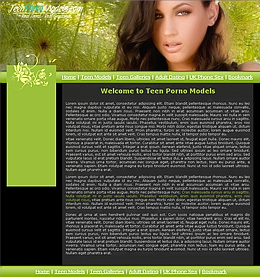 html adult site